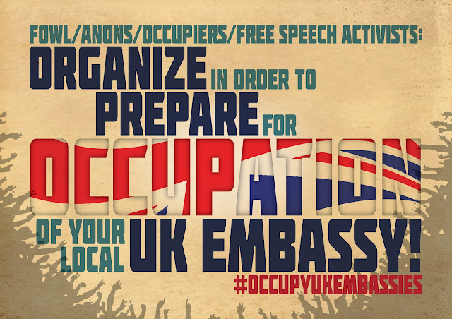 Occupy UK embassies