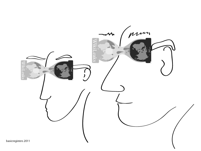 Wikiglasses, by basicregisters.